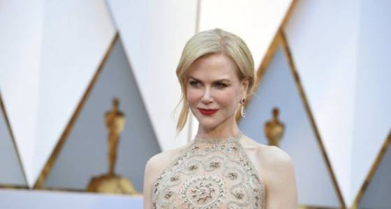 What was Nicole Kidman doing in the Lehigh Valley?