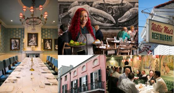 Where to eat in New Orleans, from comfort food to haute cuisine