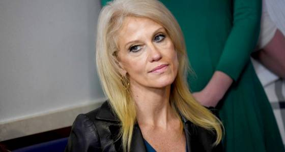 White House rebuffs ethics office recommendation to discipline Kellyanne Conway