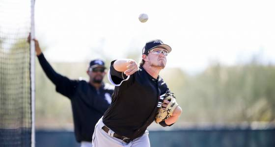 White Sox's Carson Fulmer recovers from being 'kicked around' in '16