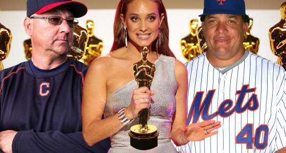 Who would win a baseball version of the Oscars?