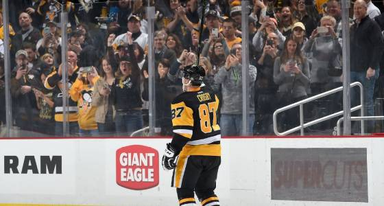 Why all eyes will be on Sidney Crosby on Saturday