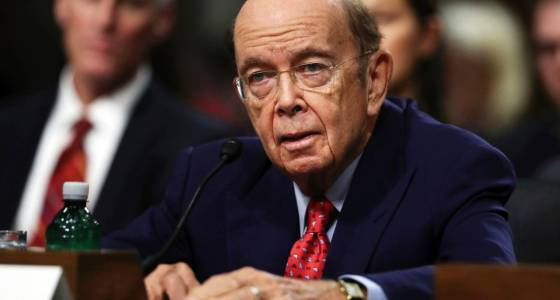 Wilbur Ross Says Trump Did Not Endorse Border Tax Plan
