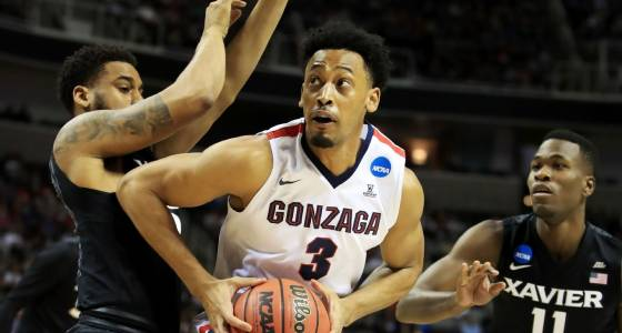 Williams third Zags player to declare for draft
