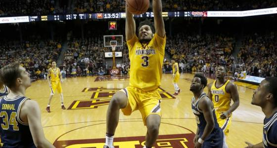 Winning streak leaves Gophers basketball in a secure situation