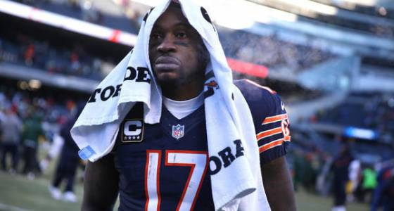 With Alshon Jeffery entering free agency, Bears see options if he leaves