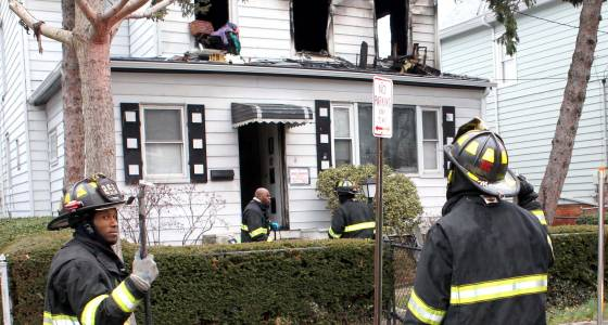 Woman and her baby die in house fire