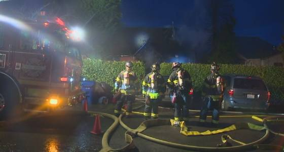 Woman killed in West Seattle house fire