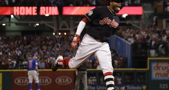 Would-be Chicago sports villain Rajai Davis relives Game 7 homer — every day
