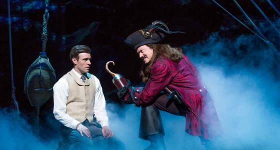'Finding Neverland' offers a love letter to theater, creativity