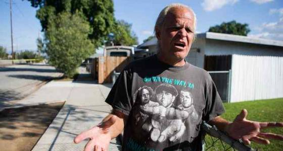 'I got to get out of here or die,' man thought as plane hit house