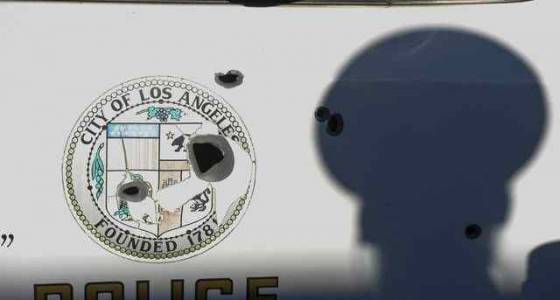 'Willpower defeated firepower': LAPD honors heroes of North Hollywood shootout