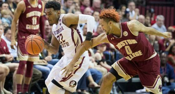 Xavier Rathan-Mayes 'stirs the drink' for No. 19 Florida State hoops