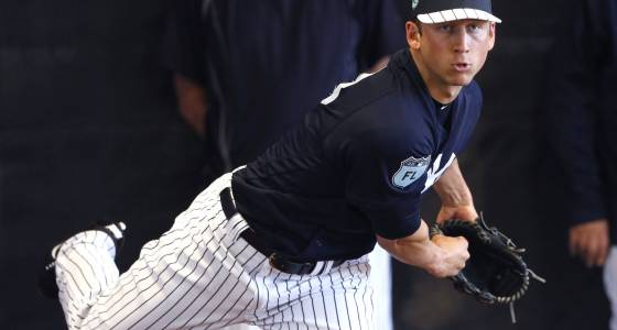 Yankees 'caged bull' rookie stud dying for shot at real hitters
