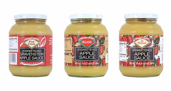 Your Trader Joe's apple sauce might have broken glass inside it