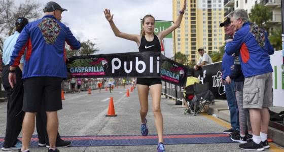 Youth wins the day in Gasparilla Distance Classic 5K