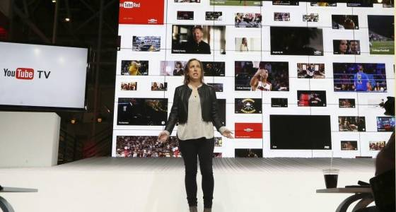 YouTube TV: $35 streaming service wants piece of SlingTV, DirecTV and Playstation Vue