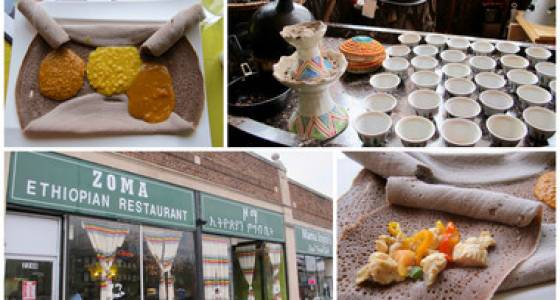 Zoma Ethiopian Restaurant redefines 'ethnic' cuisine in Cleveland: Review, photos
